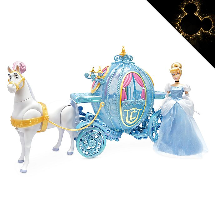 Set da gioco Carrozza Cenerentola Disney Store