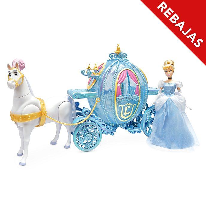 Set juego carroza La Cenicienta, Disney Store