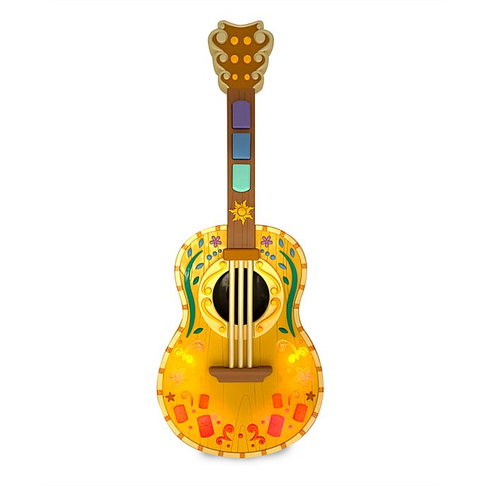 Disney Store Tangled Interactive Guitar