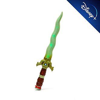 Espada de acción y aventura Raya, Jakks