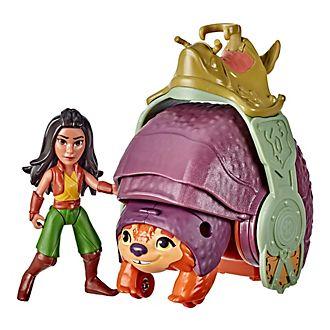 Hasbro Poupées Raya et Tuk Tuk