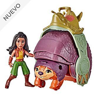 Set muñecos Raya y Tuk Tuk, Hasbro