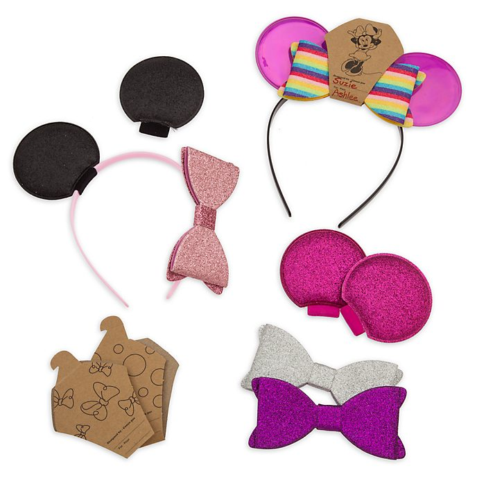 Kit Fai da te orecchie Minni Disney Store
