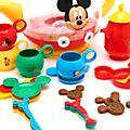 Disney Store Coffret théière Mickey Mouse