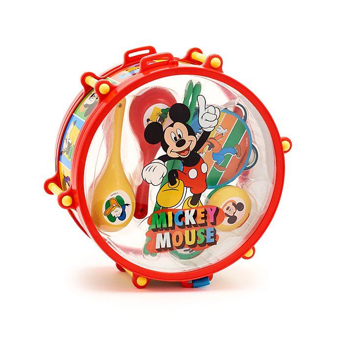 Disney Store Ensemble de percussions Mickey et ses amis