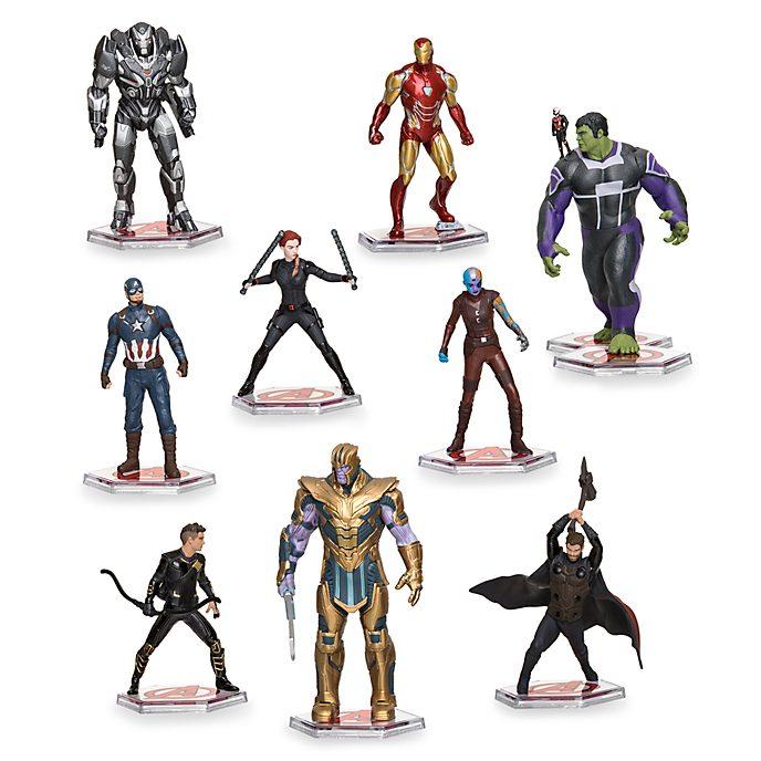 Set da gioco personaggi deluxe Avengers: Endgame Disney Store