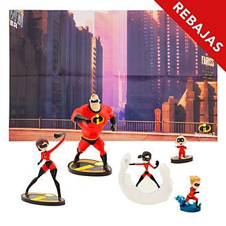 Set de juego de figuritas Los Increíbles, Disney Store
