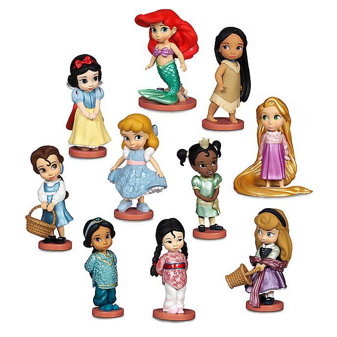 Disney Store - Disney Animators' Collection - Figurenspielset Deluxe