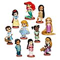 Disney Store - Disney Animators' Collection - Figurenspielset Deluxe