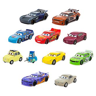 Disney Store Coffret deluxe de figurines, Disney Pixar Cars