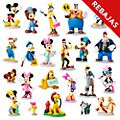 Megaset juego figuritas Mickey y sus amigos, Disney Store