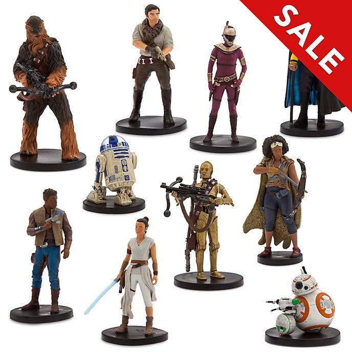 Disney Store The Resistance Deluxe Figurine Playset, Star Wars
