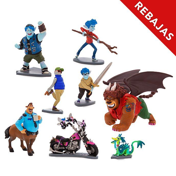 Set juego exclusivo figuritas Onward, Disney Store
