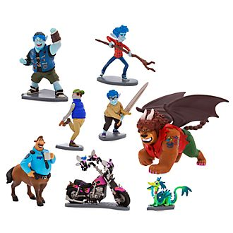Disney Store Onward Deluxe Figurine Playset