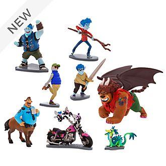 Disney Store Onward Deluxe Figurine Playset
