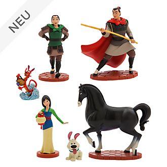 Disney Store - Mulan - Figurenspielset