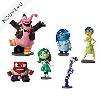 Disney Store Coffret de figurines Vice-Versa