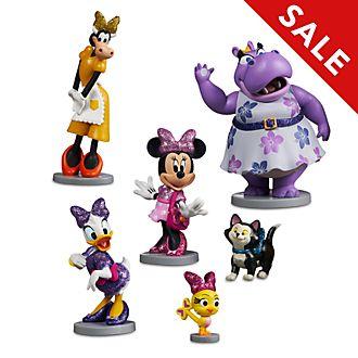 Disney Store - Minnie Maus und ihre fröhlichen Helfer - Figurenspielset