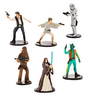 Disney Store Coffret de figurines Star Wars