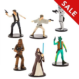 Disney Store - Star Wars - Figurenspielset