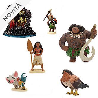 Set da gioco personaggi Vaiana Disney Store