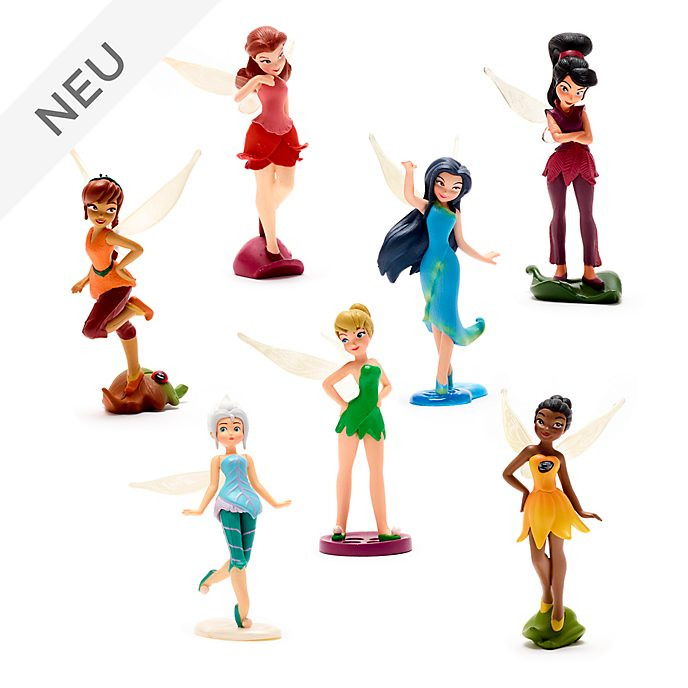 Disney Store - Feen (Tinkerbell & Feen) - Figurenspielset