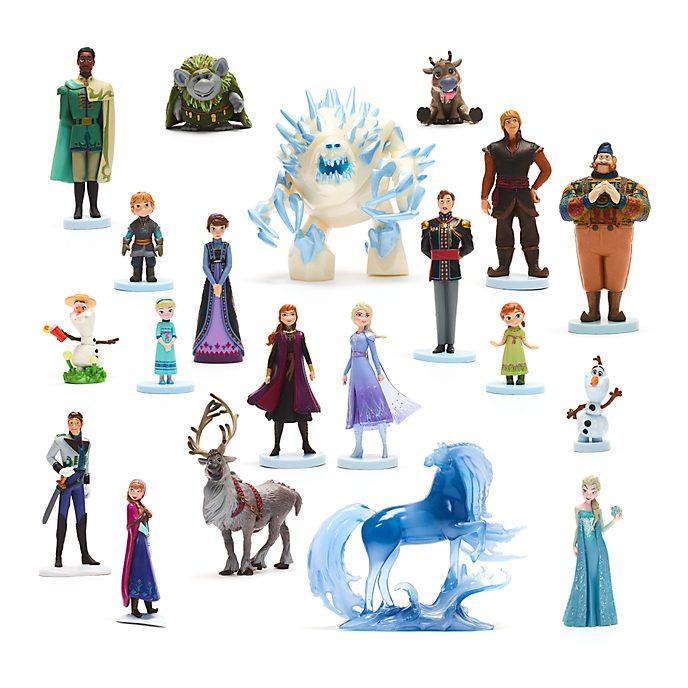 Megaset juego figuritas Lo mejor de Frozen, Disney Store
