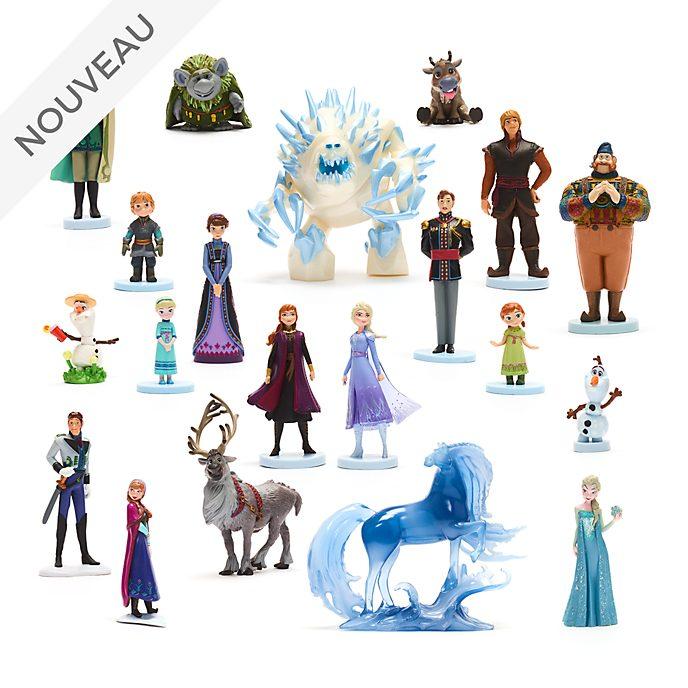 Disney Store Méga coffret de figurines Le Meilleur de La Reine des Neiges