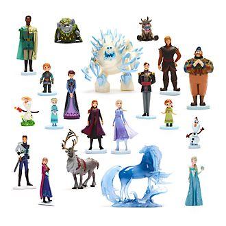 Disney Store - Best of Die Eiskönigin - völlig unverfroren - Großes Figurenspielset