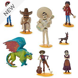 Disney Store Disney Pixar Coco Deluxe Figurine Playset