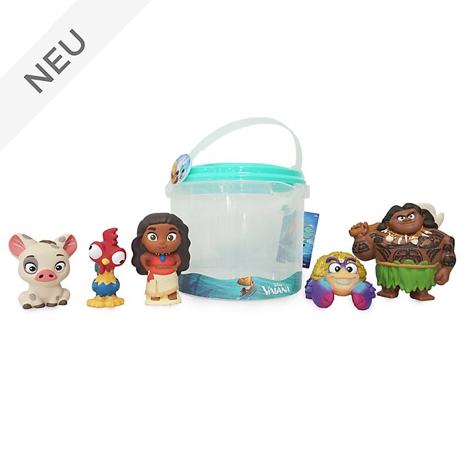 Disney Store - Vaiana - Badespielzeugset