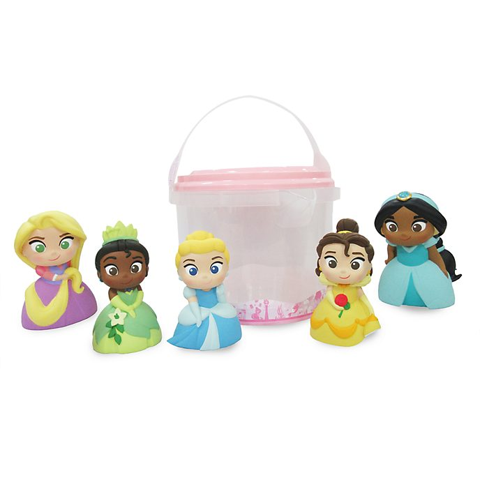 Disney Store Disney Princess Bath Toy Set