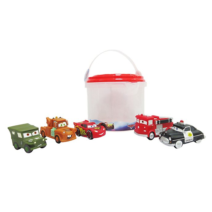 Giochi per il bagnetto Disney Pixar Cars Disney Store