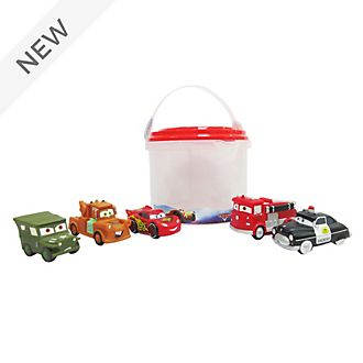 Disney Store Disney Pixar Cars Bath Toy Set