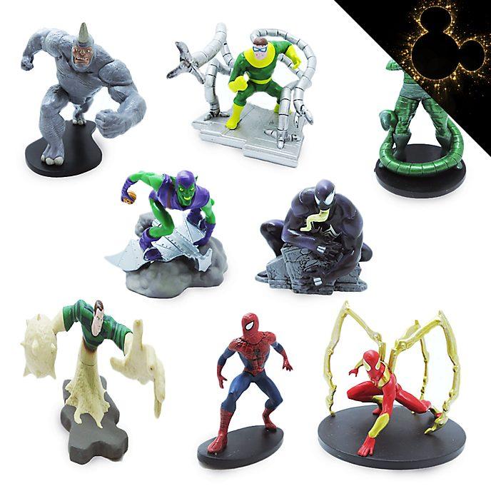 Disney Store Spider-Man Figurine Playset