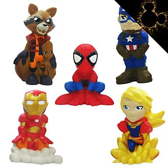 Disney Store Jouets pour le bain Avengers