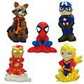 Set juguetes baño Los Vengadores, Disney Store