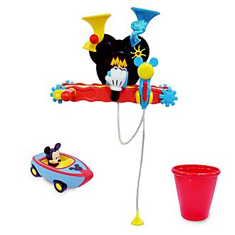 Set juguetes baño Mickey Mouse, Disney Store