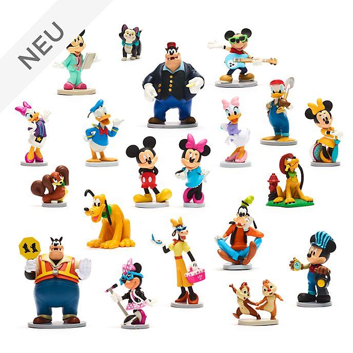 Disney Store - Micky und seine Freunde - Großes Spielfigurenset