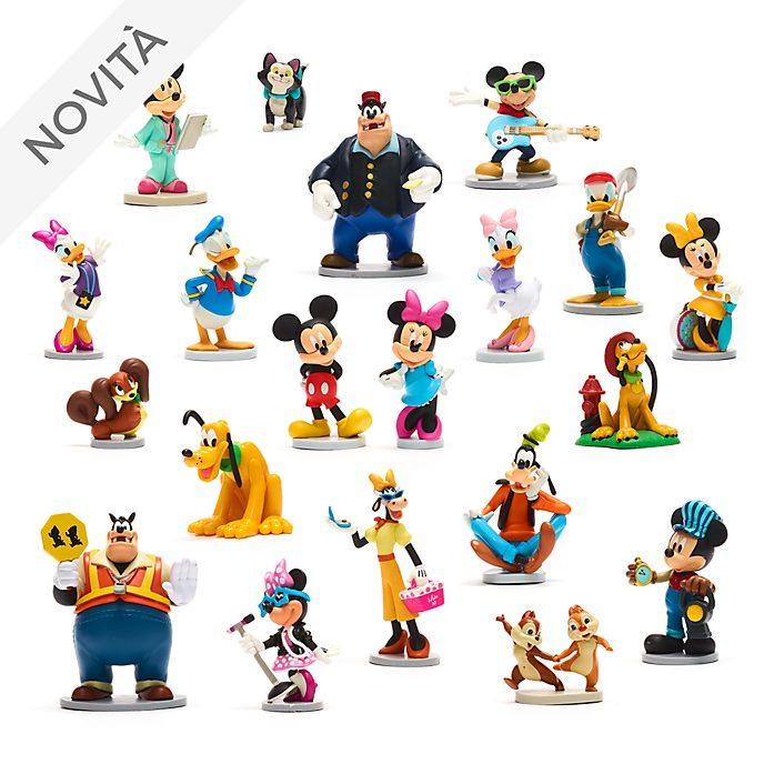 Mega set da gioco personaggi Topolino e i suoi amici Disney Store