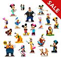 Disney Store Mickey and Friends Mega Figurine Playset