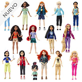 Set de muñecas princesas Disney, Ralph rompe Internet, Disney Store