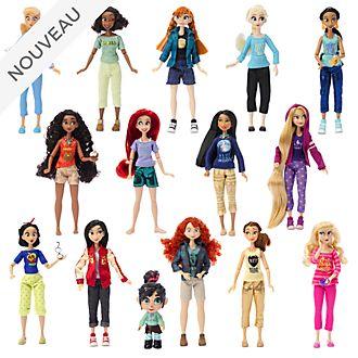 Disney Store Coffret de poupées Princesses Disney, Ralph2.0