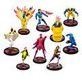 Disney Store X-Men Deluxe Figurine Playset
