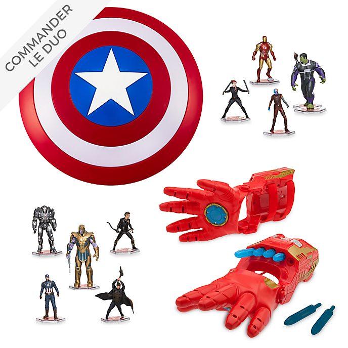 Disney Store Ensemble de jouets Avengers