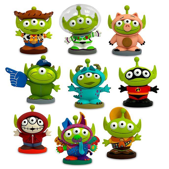 Disney Store Coffret deluxe de figurines Alien Remix