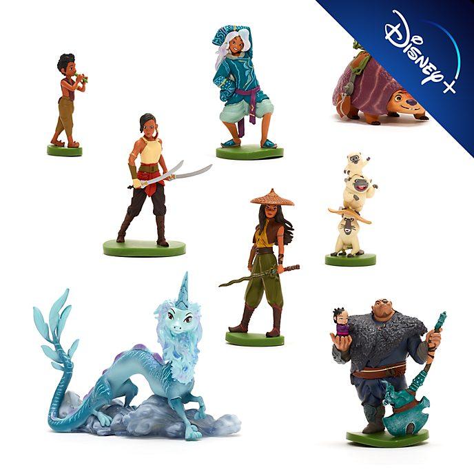 Disney Store - Raya und der letzte Drache - Figurenspielset Deluxe