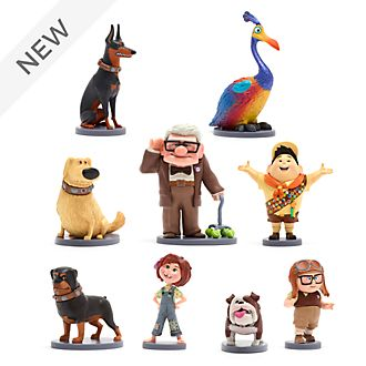 Disney Store Up Deluxe Figurine Playset