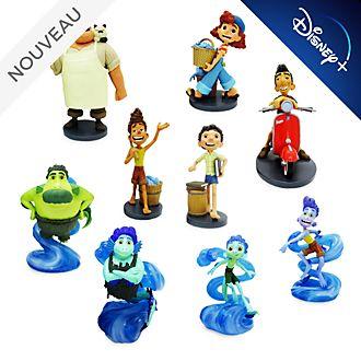Disney Store Coffret deluxe de figurines Luca