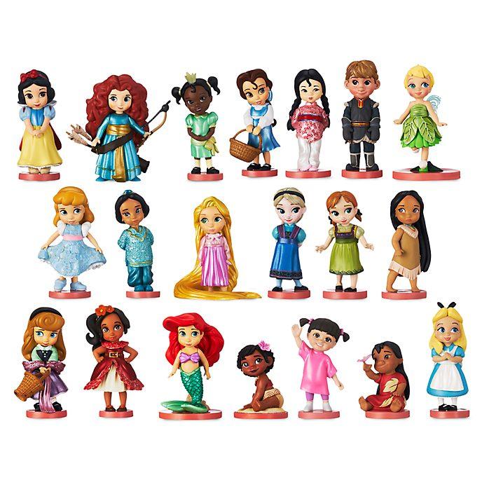 Disney Store Disney Animators'' Collection Mega Figurine Playset